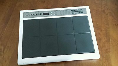 Roland SPD-20 Drum Percussion Pad + Owner's Manual