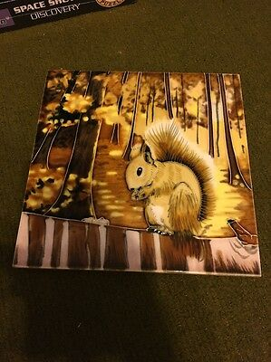 Squirrel Tile New