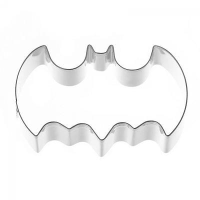 Christmas Mould DIY Biscuit Fondant Stainless Steel Mold Batman Cake Cutter