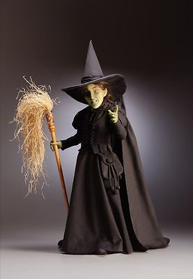 R. John Wright Wicked Witch of the West Doll Limited Edition Retail $1,750.00
