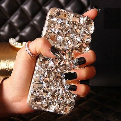 For Apple iphone7 4.7' Luxury lady  Mobile phone protection Case cover Q33