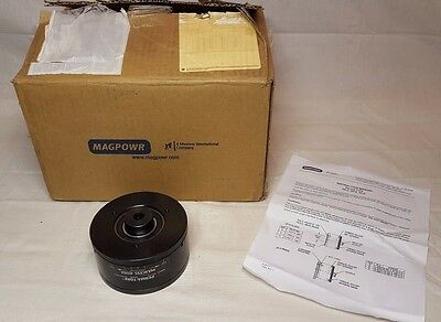 MAGPOWER PERMA-TORK MODEL HC512 HC5 magnetic brake /clutch INDUSTRIAL MOTOR !!