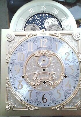 Sligh grandfather clock dial 320X320X440 for Hermle 1171 Movement
