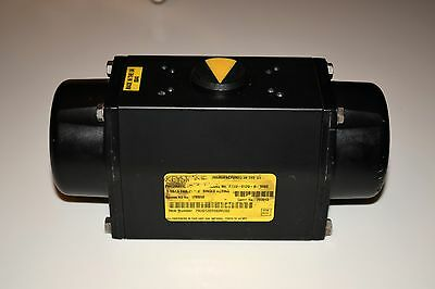 Keystone F79U-012U-K-S080 actuator, new, spring return, tested, 3-month warranty
