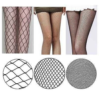 WET SEAL FASHION FANCY LACE  FLOWER STRIP FISHNET FOOTED TIGHTS NEW HARD TO FIND