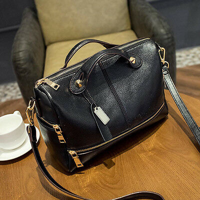 Women Leather Shoulder Bag Lady Messenger Bags Handbags Crossbody Bags Satchel