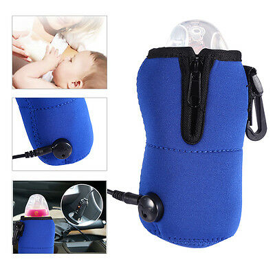 Coffee Milk Warmer Cover Bottle Hanging Bag Baby Holder Insulate Thermal Travel
