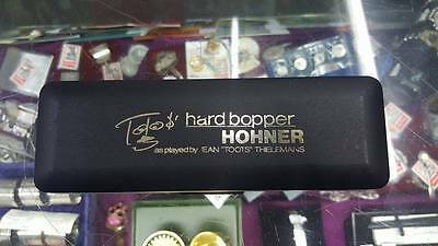 Hohner Chromonica Toot's Hard Bopper Made in Germany. 12 Hole in case Like New!