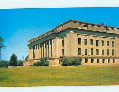 Unused Pre-1980 HISTORICAL SOCIETY BUILDING Oklahoma City Oklahoma OK r9248