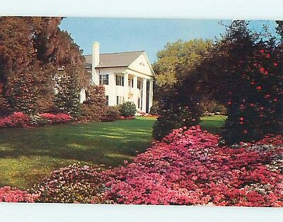 Unused Pre-1980 ORTON PLANTATION Wilmington North Carolina NC r9452
