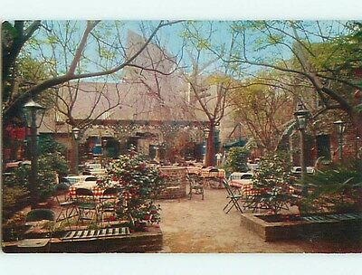 Unused Pre-1980 COURT OF TWO SISTERS RESTAURANT New Orleans Louisiana LA s0954