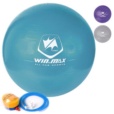 Hot Style 75cm Exercise Workout Fitness Gym Yoga Anti Burst Swiss Core Ball