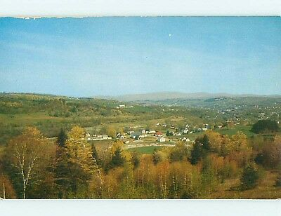 1957 Aerial View Of Town Barre Vermont VT t5268