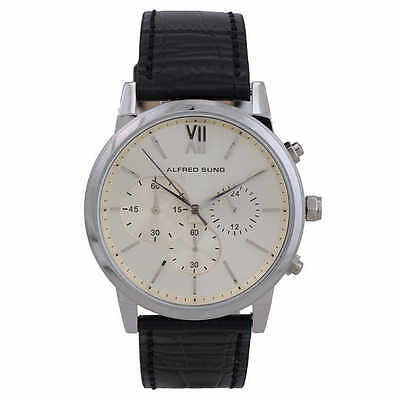 Alfred Sung Mens Watch