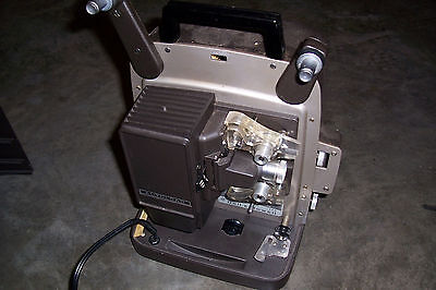 Bell & Howell 8MM Projector with 21 Vintage Erotic Super 8 Movies