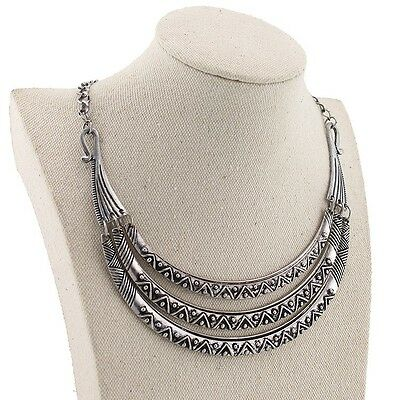 NSD Jewellery Vintage Silver Necklace Women Metal Necklaces & Pendants JEWELERY