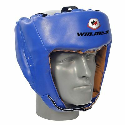 Closed Type Head Guard Thai Kick Free Size Brace Head Protection Boxing Helmet