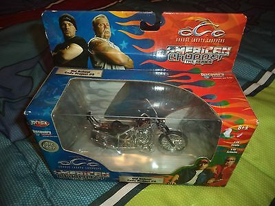 Orange County Choppers Diecast Motorcycle Old School Cody Project #2 - ERTL 2005