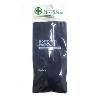 HOT COLD PACK Relief Re Usable Ice Heat Gel Packs Microwaveable
