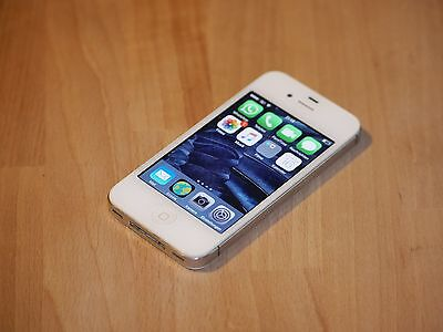 apple iphone 4s 16gb wei ohne simlock smartphone. Black Bedroom Furniture Sets. Home Design Ideas