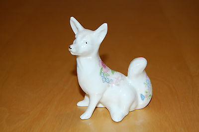 Aynsley Fine Bone China Dog : Excellent Condition