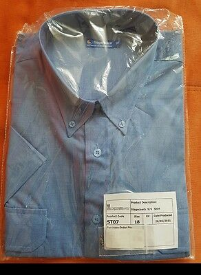 Stagecoach Bus New Short Sleeve Shirt size 18