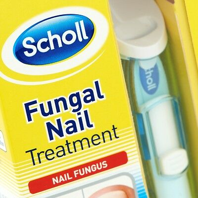 2 x Scholl Fungal Nail Treatment, 3.8ml, Highly Effective (Genuine), 2 pcs