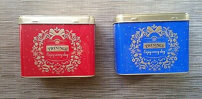 Collectors Twinings tin