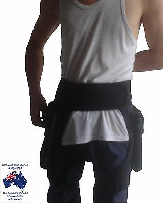 MIC Thigh Pockets Holster  for Technical Scuba Divers dry or wet suit