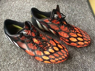 Adidas Predator Instinct Mens Football Boots UK 9 Mixed Sole
