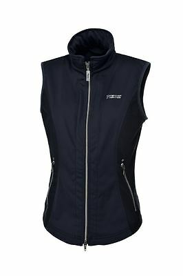 Pikeur Ladies Equestrian Comfortable Horse Riding Sandia Softshell Waistcoat