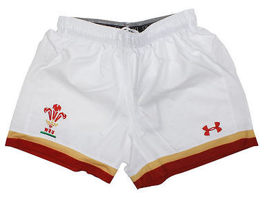 Wales Home Rugby Shorts Adult Small