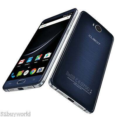 5.5'' CUBOT Cheetah 2 Cellulare Smartphone 4G Android6.0 Octa-Core 3GB 32GB 16MP