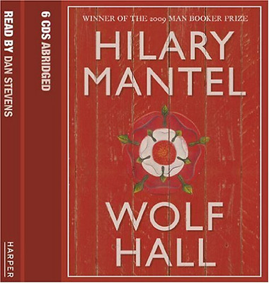 Hilary Mantel-Wolf Hall (Read By Dan Stevens)  CD NEW