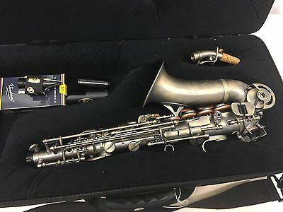 P.Mauriat PMSS-2400 DK Curved Soprano Saxophone