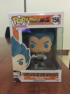 Funko POP Super Saiyan God Super Saiyan Vegeta 156
