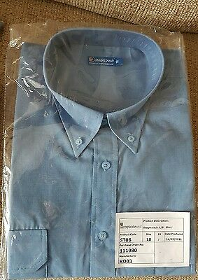 Stagecoach Bus New Long Sleeve Shirt size 18