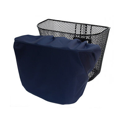 Extra large MadeForRain Rain cover for Bike basket - CityTurtle XL