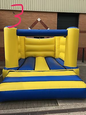 14ft x11ft bouncy castle brand new with rain cover