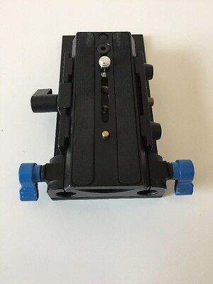 Redrock Micro Micro Support Base Plate - 15mm Low Riser