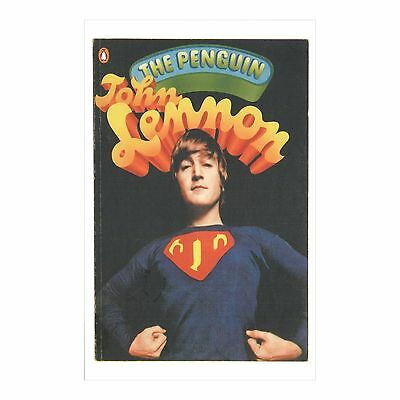 The Penguin By John Lennon – Postcard Of Book Front Cover Postcard
