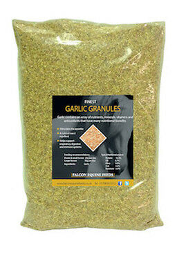 Pure Garlic Granules, a general health tonic & support for horse & pony 3kg