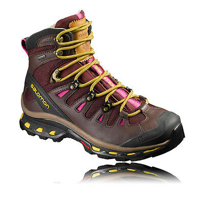 Salomon Quest Origins 2 Womens Gore Tex Waterproof Walking Hiking Boots