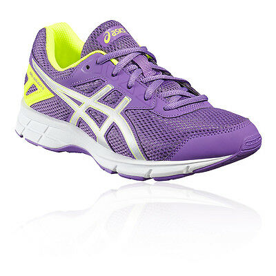 Asics Gel-Galaxy 9 GS Junior Purple Cushioned Running Road Shoes Trainers