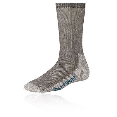 Smartwool Hike Medium Womens Brown Outdoor Walking Hiking Long Socks