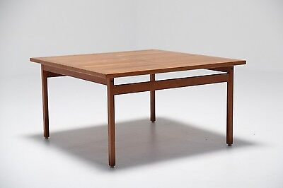Vintage Danish Teak Coffee Table by France & Sons Poul Cadovius