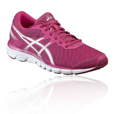 Asics Gel-Zaraca 5 Womens Pink Cushioned Running Sports Shoes Trainers