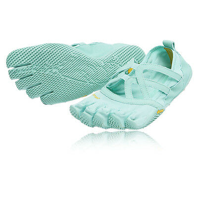 ViSports Bra Support Topm FiveFingers Alitza Loop Womens Blue Shoes Trainers