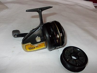 VINTAGE ABU GARCIA GOLD MAX 507 Mk.2 Closed Face - Reel In good used condition.