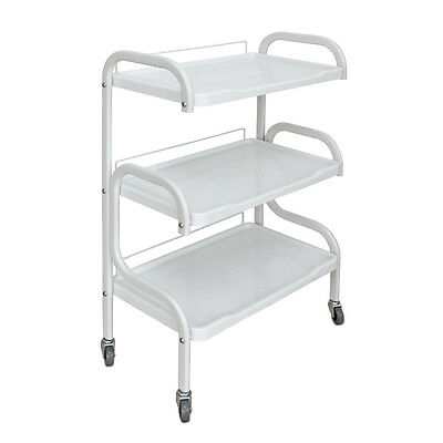 Work Trolley Side Table Equipment Kosmetik Dare Venture Assistance Roll Regal